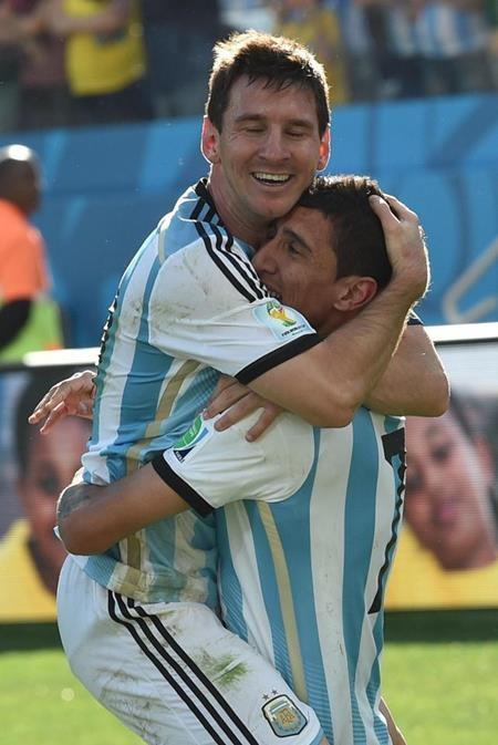 Angel Di Maria bất ngờ được mời dự đám cưới Messi
