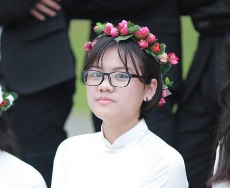 Lê Lan Khanh đỗ 3 trường chuyên uy tín của Hà Nội