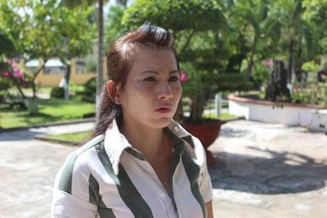 Nữ phạm nhân Phạm Ngọc My.