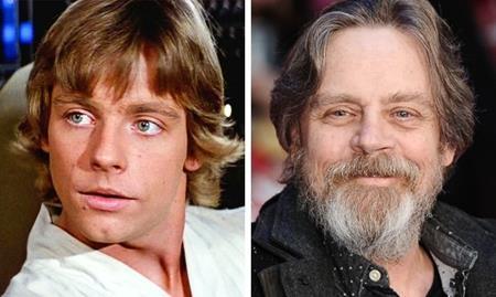 """Có cơ hội đóng vai chính Luke Skywalker trong loạt phim """"Star wars"""" huyền thoại chính là niềm may mắn nhưng cũng là bất hạnh của Mark Hamill. Kể từ sau """"Star wars"""", Mark Hamill bị các đạo diễn """"ghẻ lạnh"""" vô cùng vì họ chỉ nhìn thấy hình bóng của nhân vật Luke Skywalker trong nam tài tử. Sự nghiệp của Mark Hamill cũng do đó mà đi xuống và nam tài tử chỉ đành chuyển xuống đóng các tuyến nhân vật phụ."""