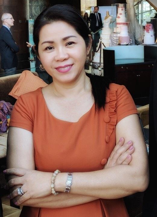Mme Võ Xuân Bội Lâm - CEO Công ty USM Healthcare