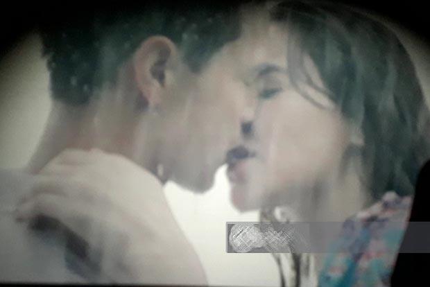 Kim Lý và những nụ hôn nóng bỏng với 3 kiều nữ quyến rũ nhất nhì Vbiz - 2
