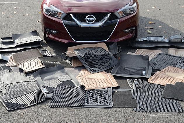 Thảm lót sàn ô tô và những điều cần biết - 1