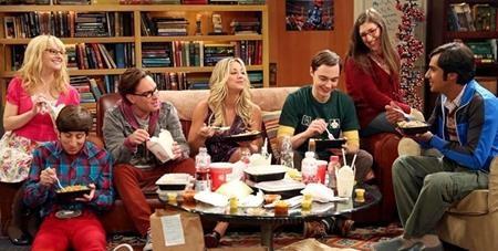 """""""The Big Bang theory"""" vốn là một bom tấn của màn ảnh nhỏ nước Mỹ"""