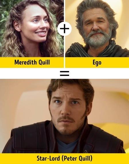 """Ở phần phim đầu tiên của """"Guardians of the Galaxy"""", khán giả đã rất tò mò về thân thế của Star-Lord (Chris Pratt thủ vai) và đến phần phim thứ hai thì không chỉ bố mà cả mẹ của Star-Lord cũng đã được trình làng với sự tham gia diễn xuất của Kurt Russell cùng Laura Haddock"""