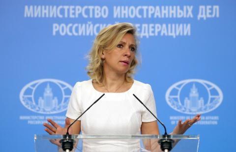 Phát ngôn viên Bộ Ngoại giao Nga: Mỹ đã châm ngòi cho cuộc khủng hoảng ngoại giao trước.