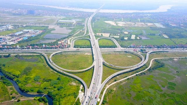 Tuyến BOT Hà Nội - Bắc Giang hiện đang được dư luận quan tâm với vấn đề cao tốc không đạt chuẩn nhưng thu phí như đạt chuẩn. Ảnh: Toàn Vũ.