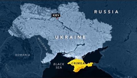 Tái sáp nhập Crimea vào lãnh thổ nước Nga không phải là chia cắt Ukraine