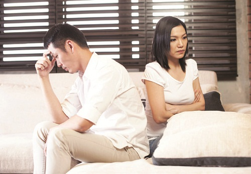 Không được tôn trọng cũng là dấu hiệu báo hiệu hôn nhân sắp kết thúc. Ảnh minh hoạ