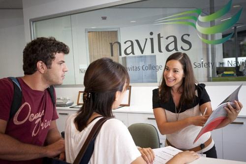 Tỷ lệ chuyển tiếp thành công vào đại học của sinh viên Navitas là 100%