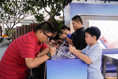 Galaxy Note8 không chỉ hấp dẫn người yêu S Pen và Galaxy Note, mà còn đặc biệt trong mắt khách hàng của những thương hiệu khác, từ Apple, OPPO cho đến Sony hay LG.