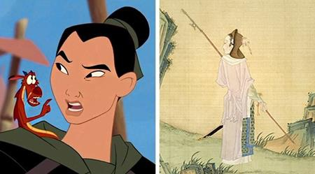 """Bộ phim """"Mulan"""" nổi tiếng thực chất dựa trên một câu chuyện có thật về Hoa Mộc Lan, người con gái thay cha giả trai tòng quân ra trận. Trong suốt 12 năm chiến đấu trong quân đội, Mộc Lan đã giành được vô số chiến công và điều đặc biệt là thân phận của cô không hề bị phát hiện."""