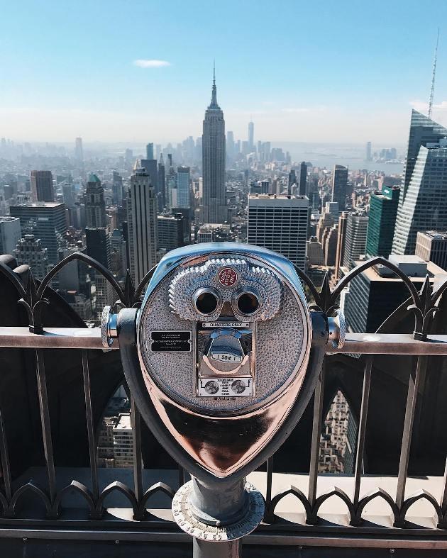 """9 điểm chụp hình """"tự sướng"""" đẹp nhất New York - 1"""