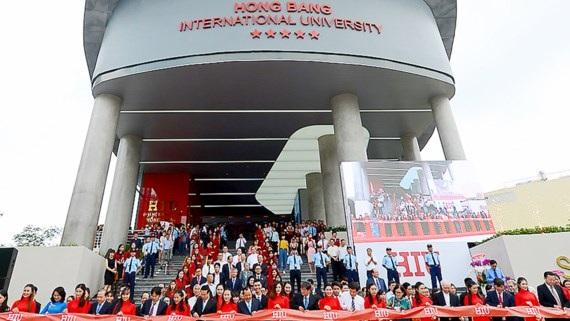 Đại học Quốc tế Hồng Bàng đã thay đổi chủ sở hữu.