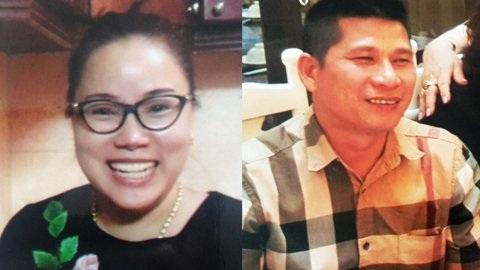 Vợ chồng Lê Thị Thái - Nguyễn Ngọc Sang