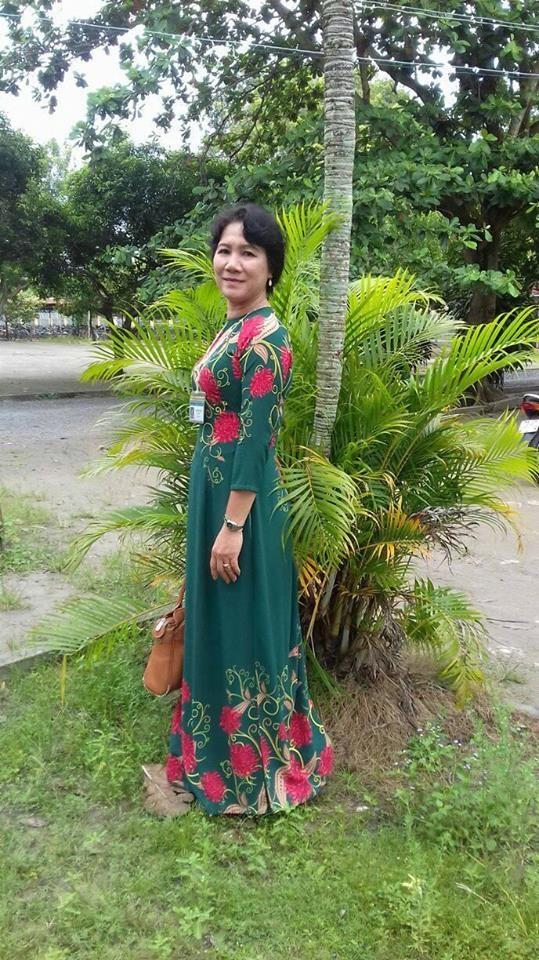 Cô Lê Thị Ngọc Dung.
