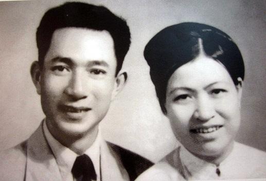 Doanh nhân Trịnh Văn Bô và vợ - bà Hoàng Thị Minh Hồ. Ảnh: Gia đình cung cấp