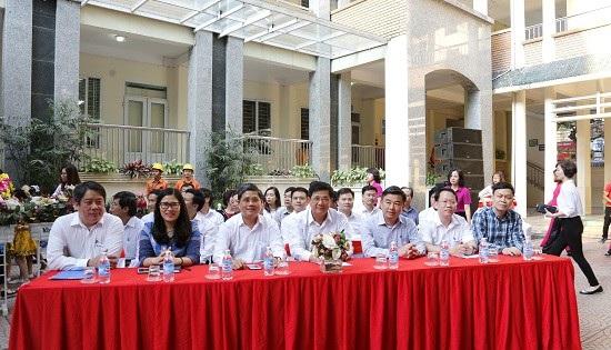 Các đại biểu tham dự tại Lễ ký kết.