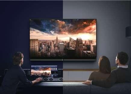Tivi OLED Panasonic - Tái hiện màu sắc đúng như ý đồ của các nhà làm phim