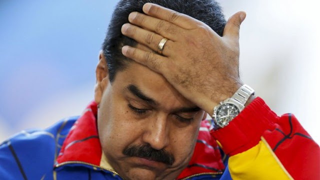 Ông Nicolás Maduro, Tổng thống Venezuela. (Nguồn: fort-russ.com)