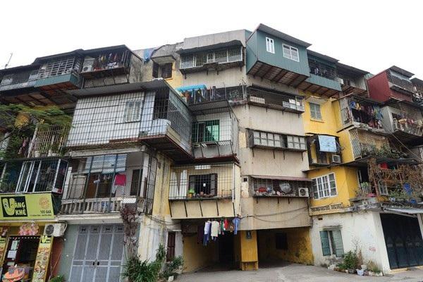 Nhiều đại gia BDDS muốn tham gia cải tạo chung cư cũ