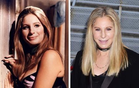 Từng làm điên đảo làng giải trí Mỹ trong nhiều năm liền, Barbra Streisand khi về già cũng khó mà giữ gìn được vẻ xuân thì ngày trước. Tuy vậy, tài năng của nữ ca sĩ, diễn viên này vẫn không hề suy giảm.