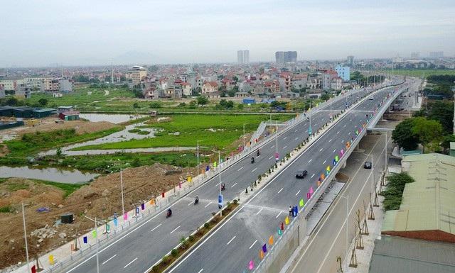 Quy hoạch hạ tầng với các tuyến đường 70, Trần Hữu Dực được mở rộng giúp nâng cao giá trị bất động sản khu vực