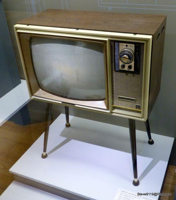 VD-191 – chiếc TV đầu tiên của LG