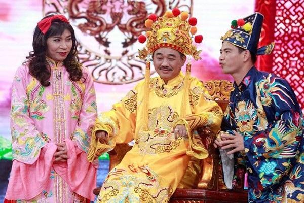 Bộ ba Táo quân qua 14 mùa gây được ấn tượng tốt đẹp trong lòng khán giả bao thế hệ.