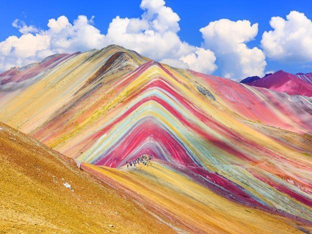 Bí mật về những ngọn núi đẹp nhất thế giới - 1