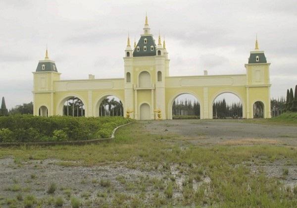 Siêu dự án giải trí lớn nhất khu vực bỏ hoang