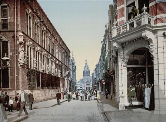 Bộ ảnh về đất nước Hà Lan những năm 1890s qua các tấm bưu thiếp - 10