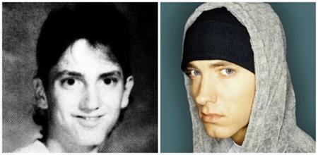 """""""Ngầu"""" là thế nhưng hóa ra Eminem cũng từng có một thời """"ngố tàu"""" khó quên"""
