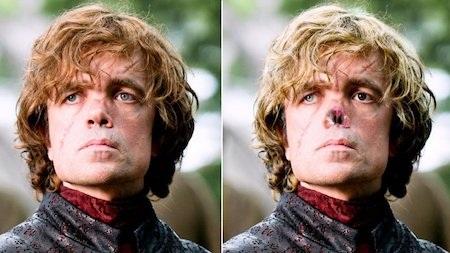 """Nếu """"Quỷ lùn"""" Tyrion Lannister trên phim có tạo hình đúng như nguyên tác thì chắc chắn nhiều khán giả sẽ phải khóc thét khi nhìn thấy"""