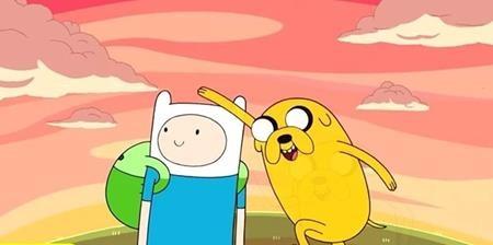 """… được dựa trên bộ phim """"Adventure time"""" nổi tiếng của Mỹ"""
