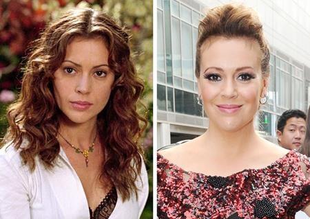 """Sau vai diễn Phoebe Halliwell trong """"Charmed"""", Alyssa Milano đã tiếp tục gặt hái được rất nhiều thành công và đến nay vẫn là một ngôi sao đắt show trên truyền hình."""
