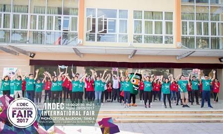 Náo nhiệt cùng học sinh trường THPT Kim Liên