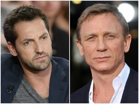 Frédéric Diefenthal và Daniel Craig đều đã gần 50 nhưng cả hai vẫn rất phong độ, nam tính