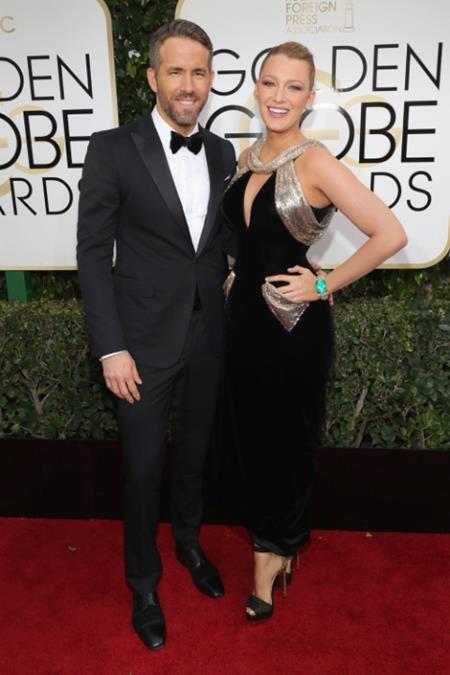 """""""Cặp đôi hoàn hảo"""" Blake Lively và Ryan Reynolds lúc nào cũng khiến các fan hâm mộ """"dậy sóng"""" mỗi khi sánh bước xuất hiện cùng nhau"""