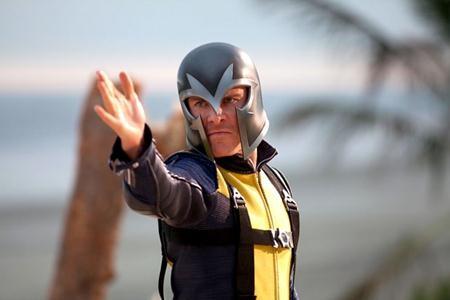 """Michael Fassbender cũng đã thể hiện rất xuất sắc vai diễn Magneto trong ba phần phim """"X-men"""", như một đối trọng thực sự với vai diễn giáo sư Charles Xavier của James McAvoy."""