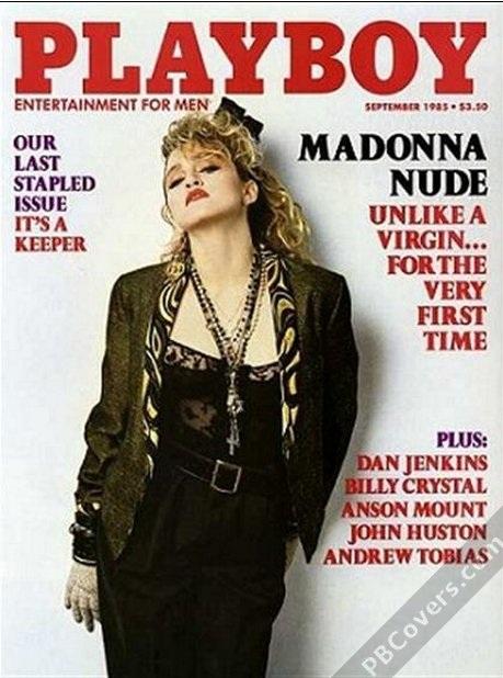 20 người đẹp nổi tiếng trên bìa tạp chí Playboy - 11