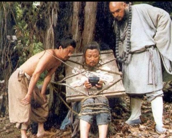 """Những hình ảnh hiếm của đoàn làm phim """"Thủy Hử 1998"""" - 6"""
