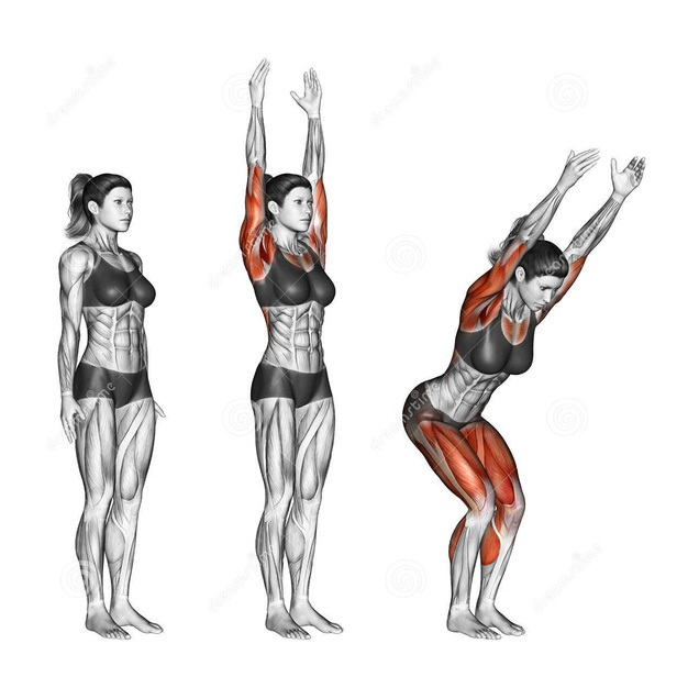 Động tác yoga tác động tới các cơ như thế nào? - 9