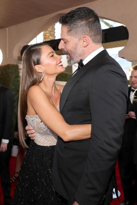 Chuyện tình yêu của cặp chị – em Sofia Vergara và Joe Manganiello cũng khiến cho nhiều fan phải ngưỡng mộ