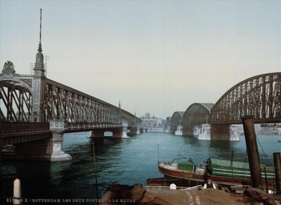 Bộ ảnh về đất nước Hà Lan những năm 1890s qua các tấm bưu thiếp - 12