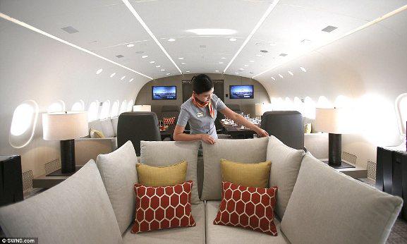 Chuyến bay trong mơ với giá gần 600 triệu đồng/giờ bay - 12