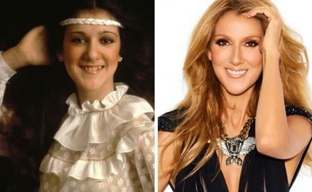 Celine Dion từng là một thiếu nữ vô cùng xinh đẹp, trong sáng