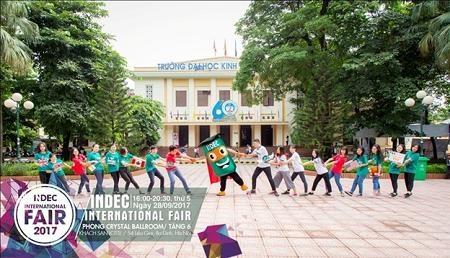 Các chiến dịch tràn ngập niềm vui cùng team Đại học Kinh Tế Quốc Dân