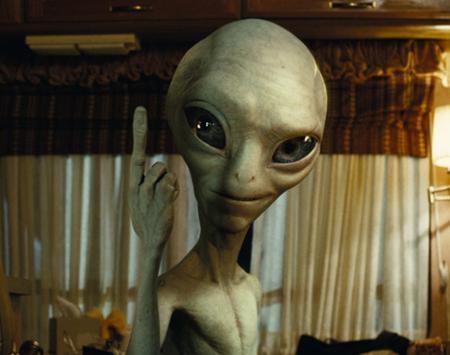 """""""Paul"""" (2011) là một bộ phim hài phiêu lưu khá đáng yêu mang đề tài người ngoài hành tinh"""