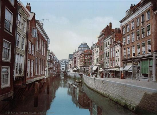 Bộ ảnh về đất nước Hà Lan những năm 1890s qua các tấm bưu thiếp - 13
